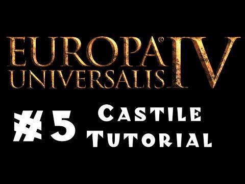 Europa Universalis 4 - Castile - Tutorial for Beginners! #5 - War vs Granada!