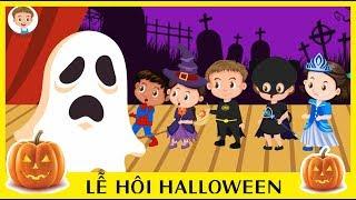 Phim hoạt hình trẻ em | Tập 7 - Lễ hội Halloween | Câu chuyện ý nghĩa