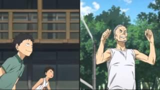 【ハイキュー】 変人速攻のテンポは! ? thumbnail