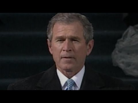 George W. Bush inaugural address: Jan. 20, 2001