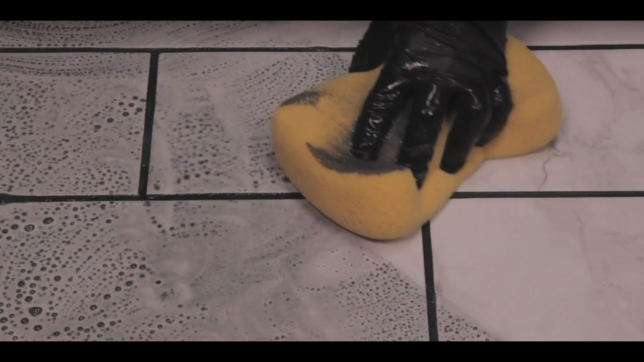 clear up grout haze with aqua mix grout haze removers