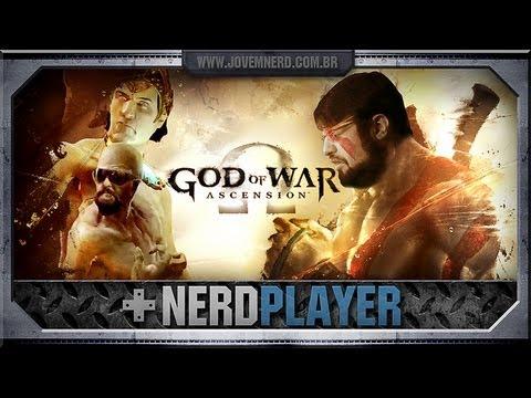 God of War: Ascension - Bate no lesadinho!