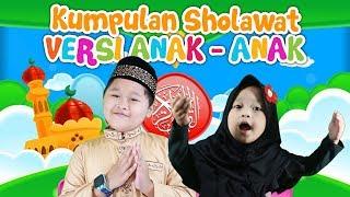 Kumpulan Lagu Sholawat Badar Versi Anak Terbaru & Lagu Anak Populer
