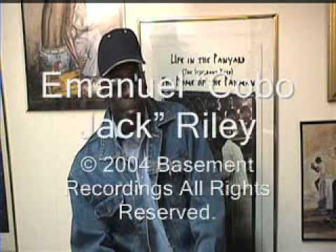 "Emmanuel ""Jack"" Riley - Pan Tuner and Legendary Steelpan Soloist"