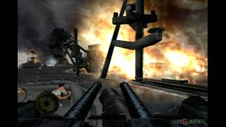 Medal of Honor: Rising Sun - Gameplay Xbox (Xbox Classic)