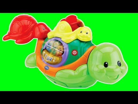 Baby Safe Turtle Thermometer | VTech Toys UK