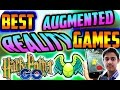 The Top 10 BEST AUGMENTED REALITY GAMES