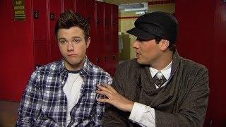"Glee Swap: Behind the Scenes of ""Props"" || Glee Special Features Season 3"
