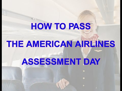 How To Pass The American Airlines Assessment Day And Interview
