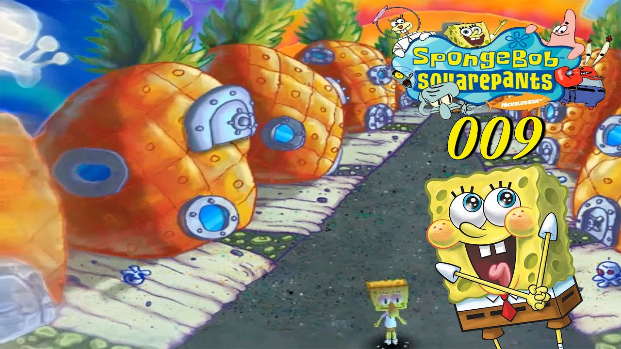 5f255c83f6fd6 Spongebob Schwammkopf: Employee of The Month [009] Der Traumwandler ...