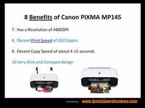 CANON PIXMA MP145 PRINTER DRIVERS FOR MAC DOWNLOAD