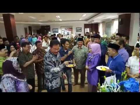 Ulang tahun Gubernur Kepri Nurdin Basirun ke 60