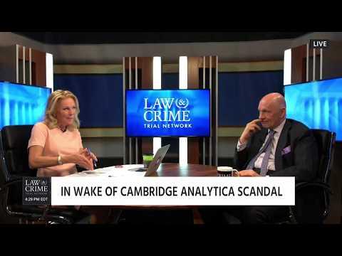 Eddie Hayes Talks Tex McIver and Mark Zuckerberg on Law & Crime Network 04/10/18