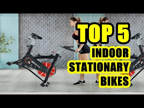 TOP 5: Best Indoor Cycling Bike Stationary for Home 2020 | Health & Fitness