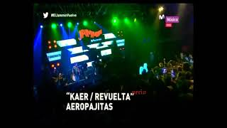 Aeropajitas en el Jammin (Completo) YouTube Videos