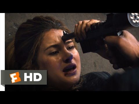 Divergent (10/12) Movie CLIP - Its Me (2014) HD