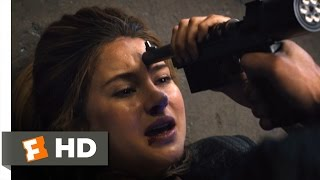 Divergent (10/12) Movie CLIP - It