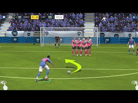 Fifa Mobile 2019 Beta  Android Gameplay #4