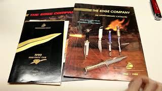 Vintage Edgeco Catalogs The Edge Company