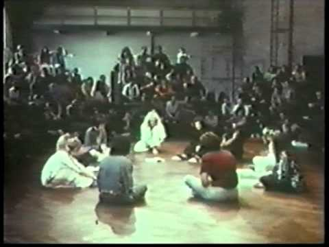 PETER BROOK - THE INTERNATIONAL CENTRE FOR THEATRE RESEARCH