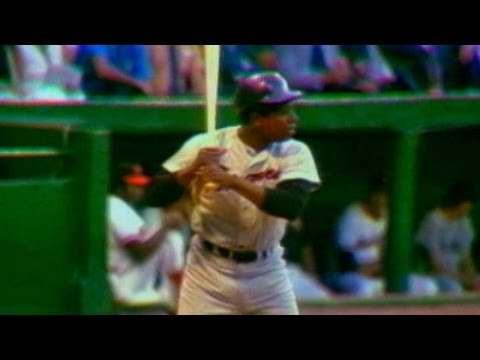 D. K. Smith - April 23, 1954 Hank Aaron hits first home run of his MLB career
