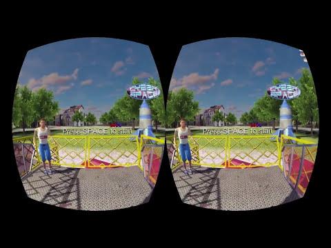 3D VR Sanal Gerçeklik Videosu
