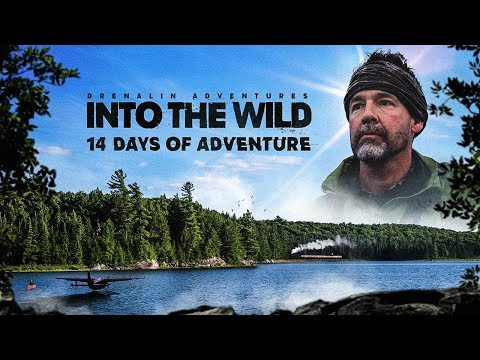 Train In - Fly Out - 14 Day Wilderness Off Grid Adventure - Camping, Fishing, Bushcraft in Wabakimi