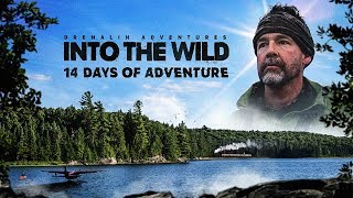 Train In - FĮy Out - 14 Day Wilderness Off Grid Adventure - Camping, Fishing, Bushcraft in Wabakimi