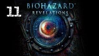 Прохождение Resident Evil: Revelations (XBOX360) — Потрошим корабль, качаем стволы #11