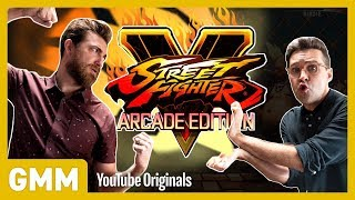 Let's Fight Street Fighter 5: Arcade Edition