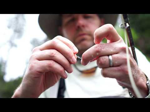 Fly Fishing Bollibokka On The McCloud River In California