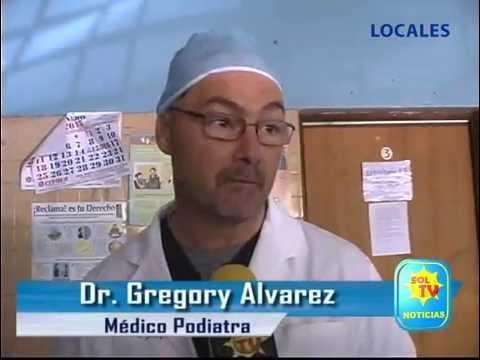 CIRUGIAS PODRIATICAS POR MEDICOS ESTADOUNIDENSES EN EL HOSPITAL DE GOTERA