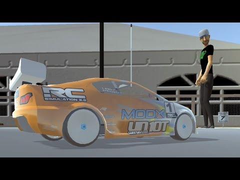 RC Simulation 2.0 - TINY CARS!