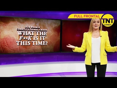 Full Frontal with Samantha Bee   Die wöchentliche Verfassungskrise: Comey-Edition   TNT Comedy