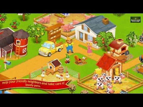 Farm Town Preview HD 720p