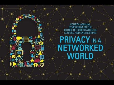 Bruce Schneier and Edward Snowden @ Harvard Data Privacy Symposium 1/23/15