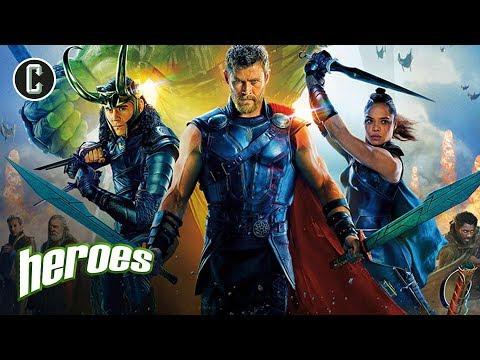Thor: Ragnarok Spoilers Review - Heroes