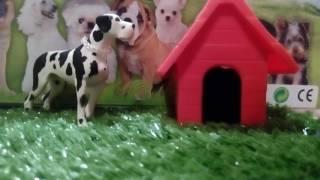 Teg : 10 моих любимых фигурок schleich собак