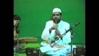 Pt Jaggannath Mishra Shehnai Bhajan (Sahaja Yoga Music) Shri Mataji Birthday 1998 New Delhi India 4