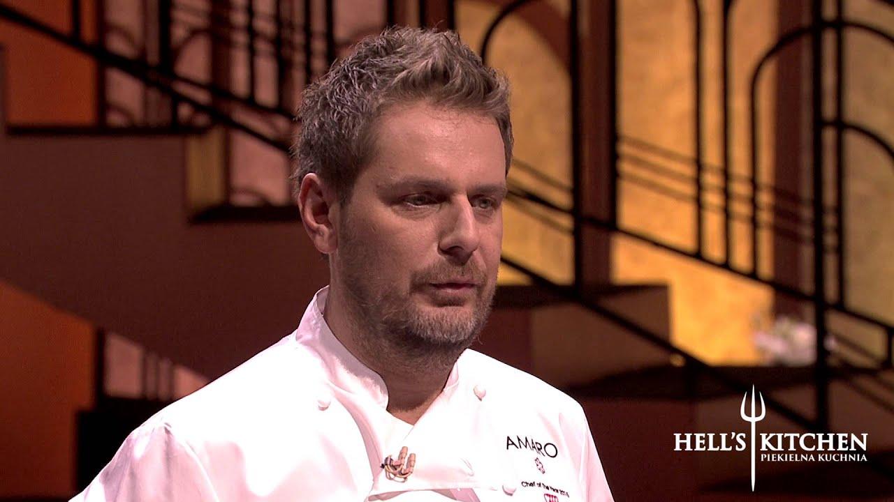 Hells Kitchen 2015 Odcinek 6 14042015 Izabela Janachowska Vs Robaki Hotplotapl