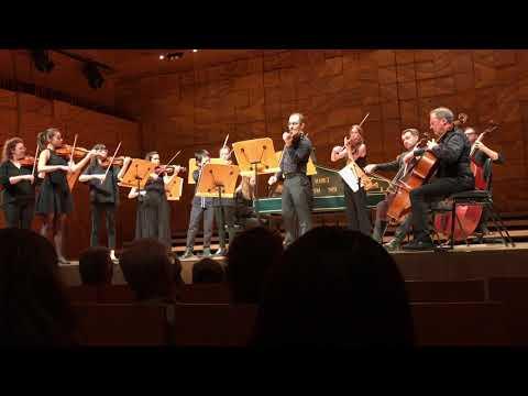 Bach Double Violin Concerto in D Minor
