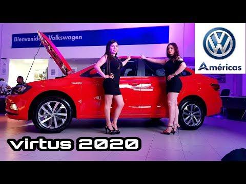 VW VIRTUS 2020 el auto esperado PRESENTACION Agencia VW AMERICAS