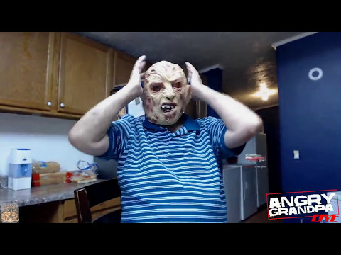 Angry Grandpa LIVE on Twitch (official broadcast 3)