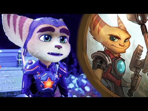 Ratchet Discovers What Happened to His Father And the Lombaxes – Ratchet & Clank: Rift Apart 2021