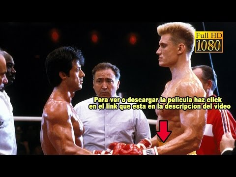 Rocky 4 pelicula completa en español latino