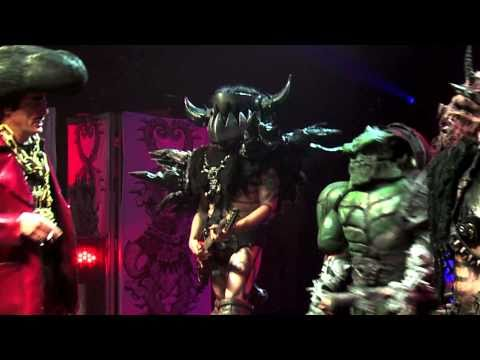 "GWAR ""Zombies, March!"" (OFFICIAL VIDEO)"
