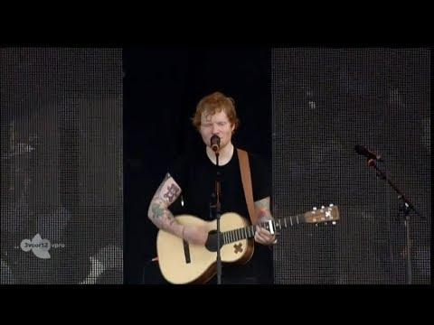 Ed Sheeran - Pinkpop 2014