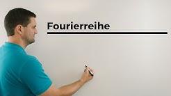 Fourierreihe, ungerade, gerade Funktionen erkennen, wichtig für an und bn | Mathe by Daniel Jung