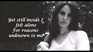 Lana Del Rey Old Money ( lyrics )
