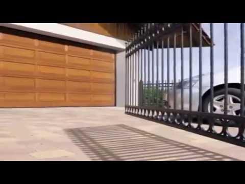 Roller Garage Door Installation Derby - Up \u0026 Over Garage Doors - YouTube & Roller Garage Door Installation Derby - Up \u0026 Over Garage Doors ...